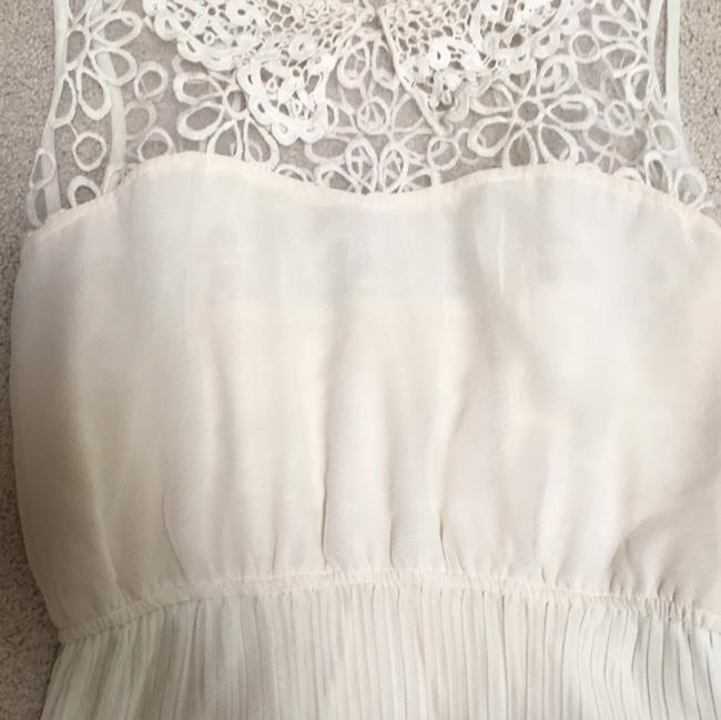 Other short dress Off white on Tradesy Image 2
