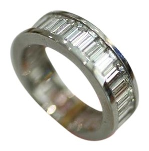 Eternity Baguette Diamond Eternity Band