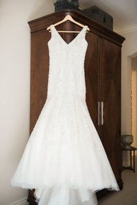 Kenneth Winston 1590 Wedding Dress