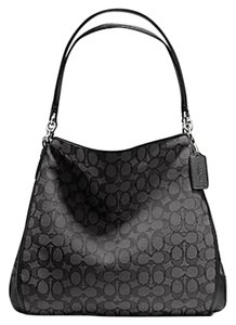 Coach Silver Hardware 36424 Shoulder Bag