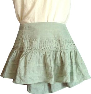 Charlotte Russe Skirt mint green