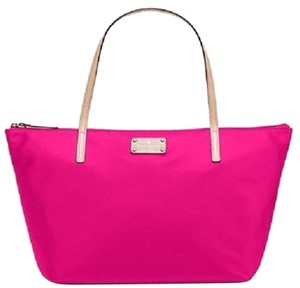 Kate Spade Pink Tote in Sweetheart Pink