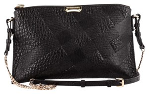 Burberry Leather Cross Body Bag