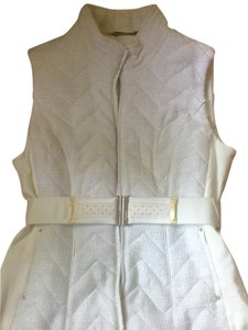 White House | Black Market Winter Quilted Vest