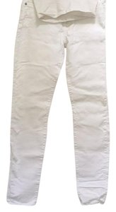 7 For All Mankind 7 Maternity Jeans (white)