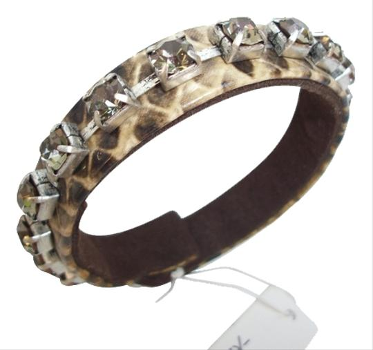 Preload https://item1.tradesy.com/images/kenneth-cole-new-kenneth-cole-urban-snake-print-and-smokey-crystals-wrap-cuff-bracelet-1950275-0-0.jpg?width=440&height=440