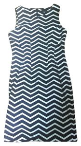 Ivanka Trump Sleeveless Ponte Knit Office Dress