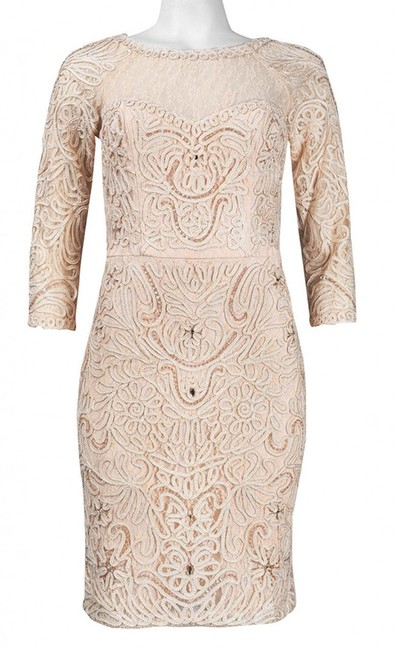 Sue Wong Sheath Dress