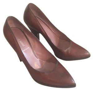 Miu Miu Brown Pumps