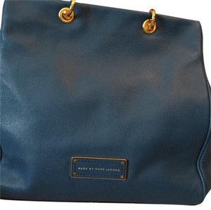 Marc by Marc Jacobs Satchel in Bluestone