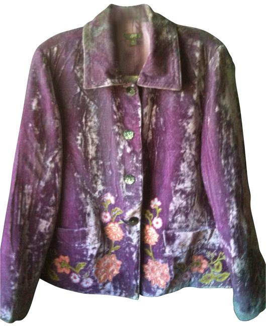 Preload https://item4.tradesy.com/images/j-jill-lavender-wembroidery-size-10-m-195033-0-0.jpg?width=400&height=650
