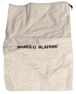 Manolo Blahnik dustbag