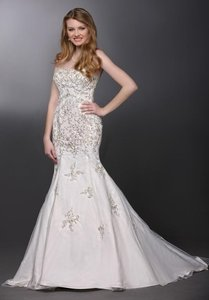 DaVinci 50279 Wedding Dress