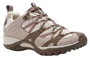 Merrell Siren Hiking Sneakers Trail Runners Tan Athletic