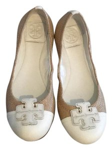Tory Burch Cream/beige Flats