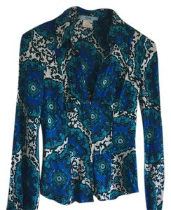 Guess By Marciano Top Blue multi