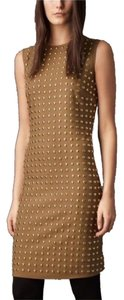 Burberry Luxury Exclusive Studded Dress