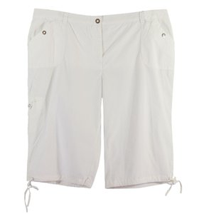 Karen Scott Capris White