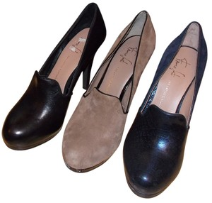 Franco Sarto black, brown, blue Pumps