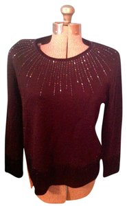 Alfred Dunner Wool Beads Sweater