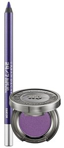 Urban Decay 24/7 Glide-On Eye Pencil 'Ransom' + Eyeshadow 'Flash'