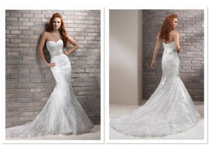 Maggie Sottero Arabella Wedding Dress