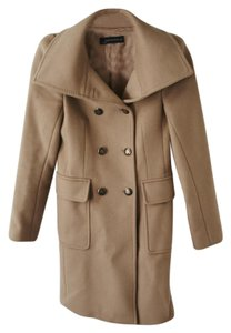 Zara Tan Military Coat