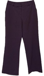 St. John Trouser Pants Purple