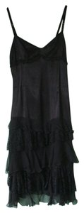 Moschino Cheap And Chic Lace Boudoir Slip Dress