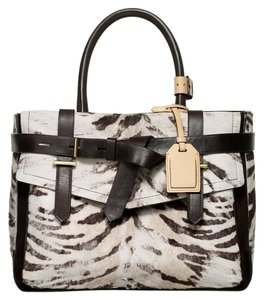 Reed Krakoff Tote in Calf Hair Brown R Krakoff