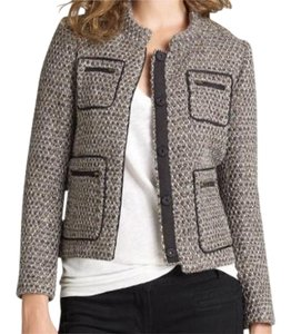 J.Crew Gilded Tweed (Grey / Brown / Copper / Black) Blazer