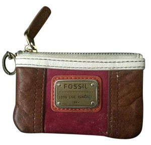 Fossil Elis zip coin