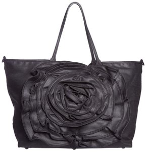 Valentino Tote in Dark Gray