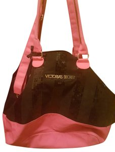 Victoria's Secret Tote in Black sequins