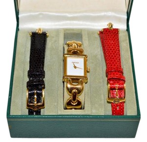 Gucci Authentic Gucci Gold Chain With Interchangeable Band