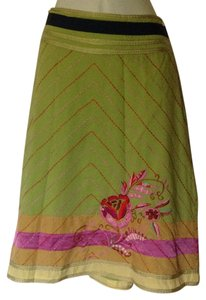 Ted Baker Skirt Green