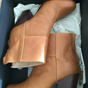 Rag & Bone Classic Designer Fall Fashion Tan Boots