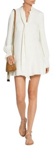 Rachel Zoe short dress Ecru on Tradesy