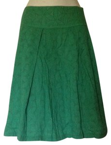 Willi Smith Skirt Green