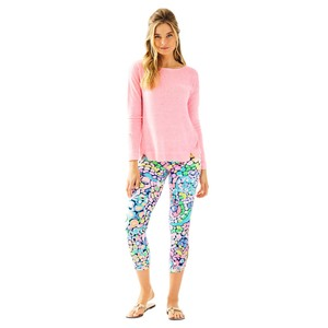 Lilly Pulitzer Sports Leggins Gipsy Jungle Multi Leggings