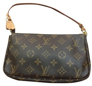 Louis Vuitton Clutch Shoulder Bag