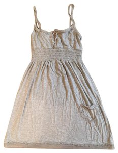 Juicy Couture short dress Gray Rhinestones Lace Heart Nightgown on Tradesy
