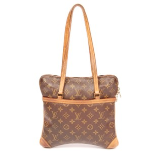 Louis Vuitton Monogram Leather Totes Coussin Shoulder Bag