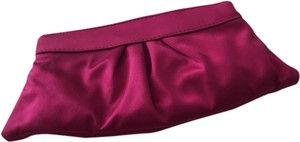 Lauren Merkin Deep Red Clutch