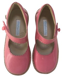 ELEPHANTITI girls MARYJANES SZ 12 (little girls) Pink Flats