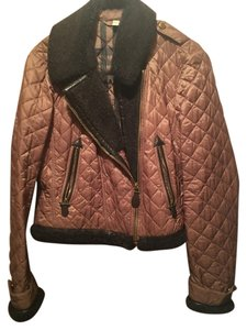 Burberry Motorcycle Brit Fall Military Jacket