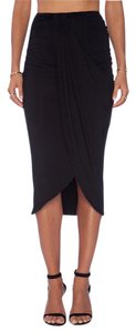 Rachel Pally Bodycon Pencil Skirt Black