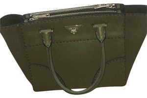 Prada Tote in Military Green