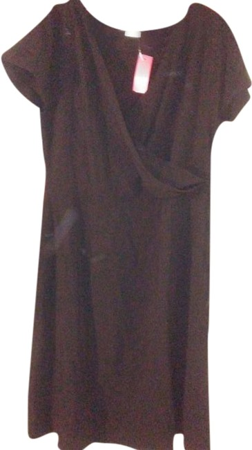 Preload https://img-static.tradesy.com/item/19506502/agnona-black-made-in-italy-wool-knee-length-workoffice-dress-size-14-l-0-1-650-650.jpg