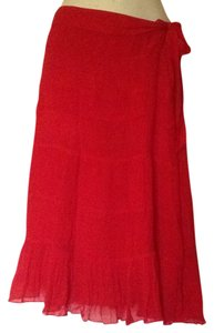 BE by brittaney elise Skirt Red